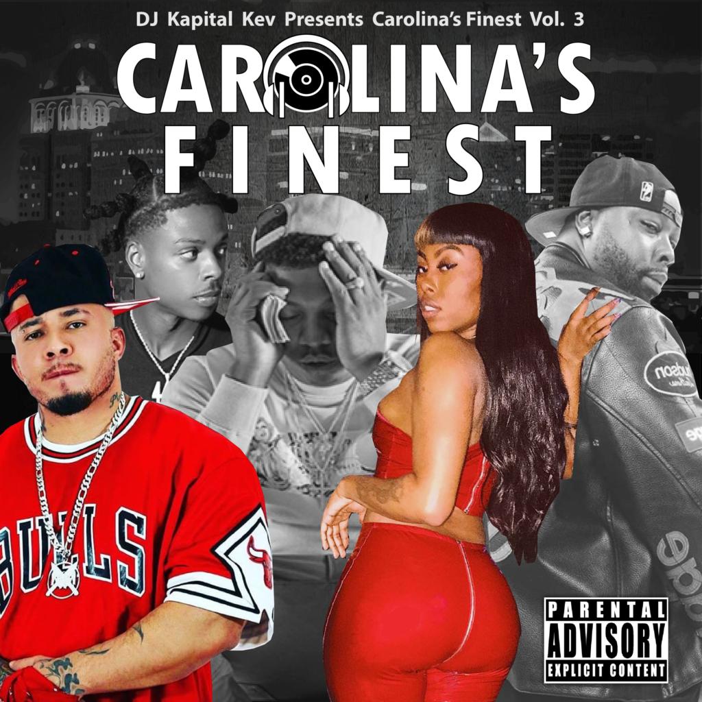 Carolina's Finest Vol. 3