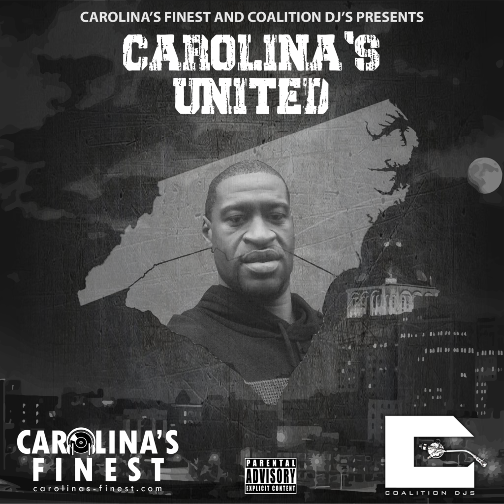 Carolinas United Mixtape