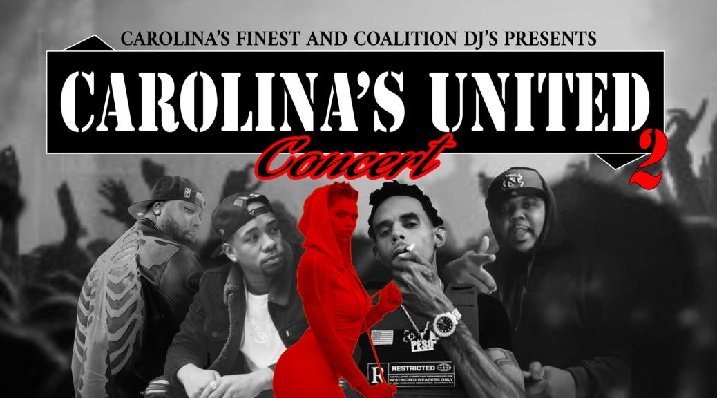 Carolina's United 2 New Carolina #newcarolina
